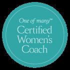 OneofmanyCertifiedWomensCoach_PrimaryLogo